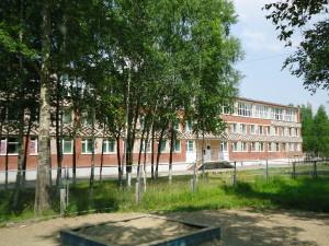 Здание детского сада № 15.
