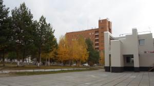 Осень в Ургале.